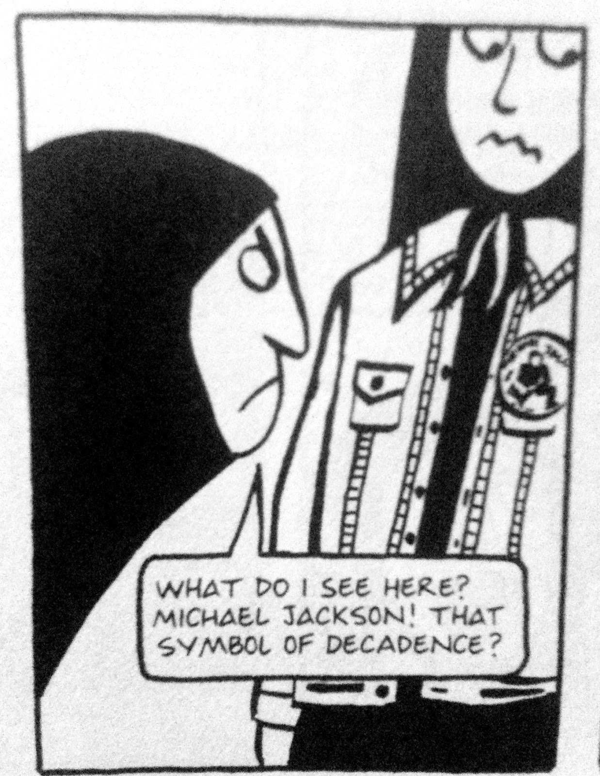 an issue of gender identity in marjane satrapis the complete persepolis During the discourse of whether a person's gender identity is a persepolis 2, written by marjane satrapi –a documents similar to revisions - nurture wins.