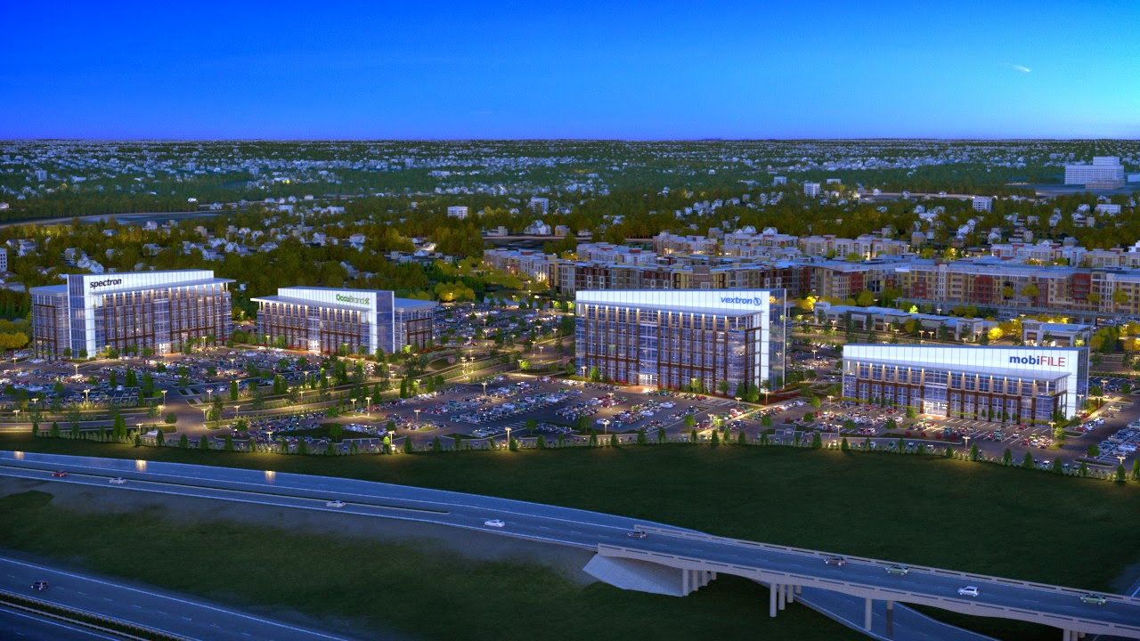 CityPlace - Block Real Estate Services Development