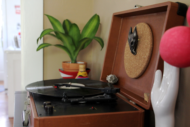 Record Console