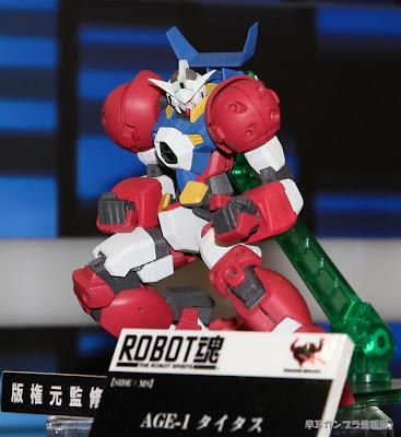 Robot Damashii (Side MS) Gundam AGE-1T Titus