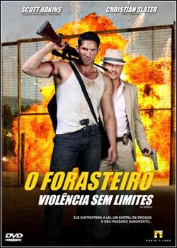 Filme O Forasteiro Violência Sem Limites Dublado AVI BDRip