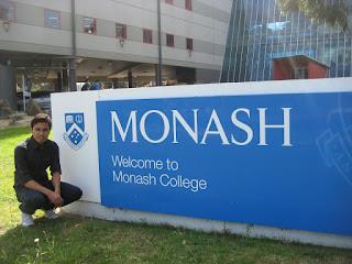 Salman Alfarish Monash University