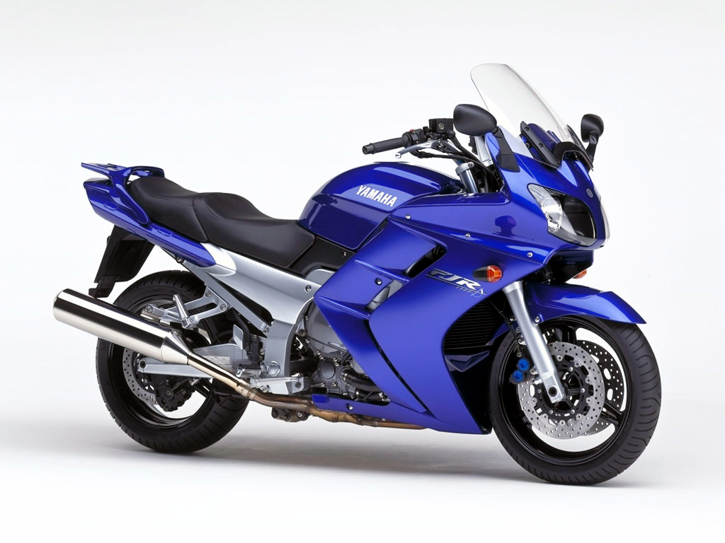 Yamaha sports bike