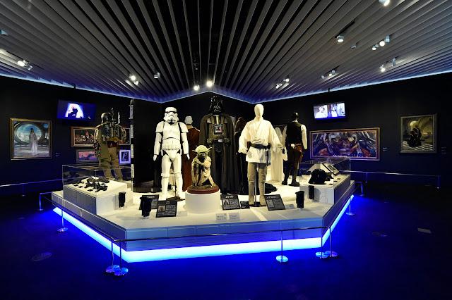 Star Wars Visions Exhibition Tokyo Vision of Saga