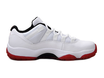 Air Jordan Retro 11 Low Men's Shoe 528895-101