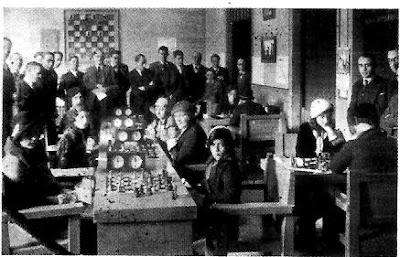 Campeonato Femenino de Ajedrez de Cataluña de 1932