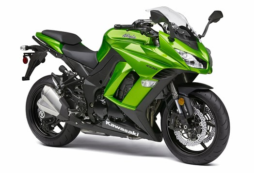Specifications Kawasaki Ninja 1000 ABS 2014