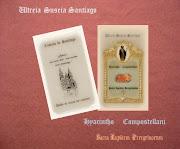 Tarjeta del peregrino a Santiago