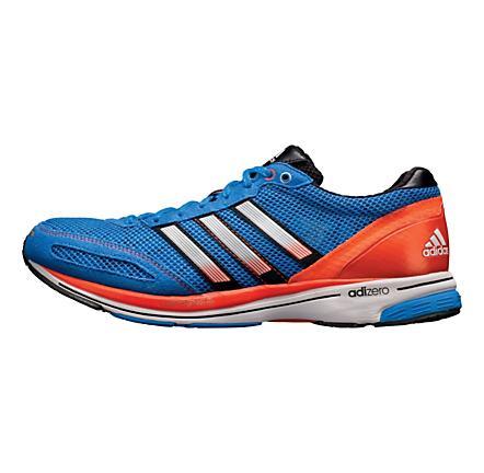 4e0063e5348 Adidas Adizero Adios 2. The Adios is the heaviest