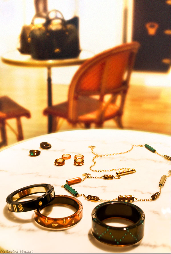 Psynopsis Louis Vuitton Pressday London Jewellery