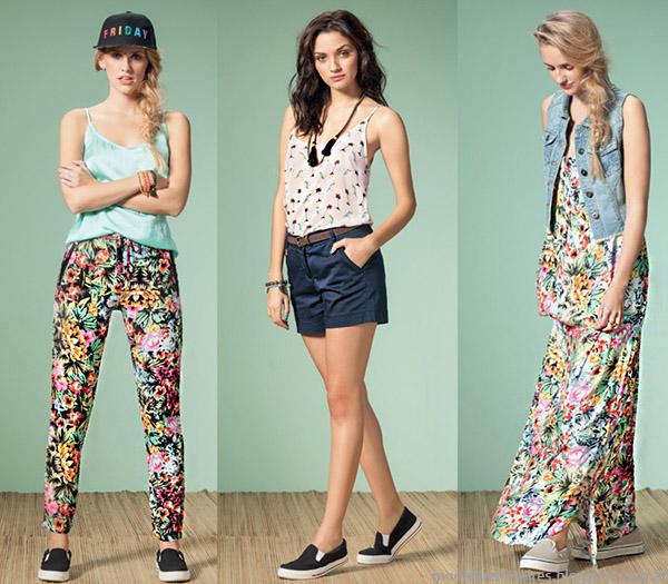 Núcleo Moda primavera verano 2015 ropa de moda 2015 mujer.