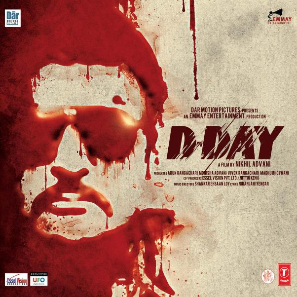 D Day Hindi Movie 19 Webs: D Day Songs L...