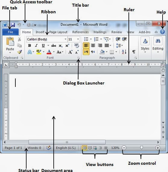 how to teach ms word 2007