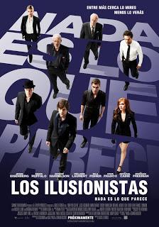 Los Ilusionistas: Nada es lo que Parece (2013) Online Español Latino