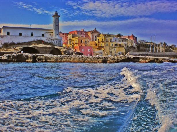 италия остров вентотене