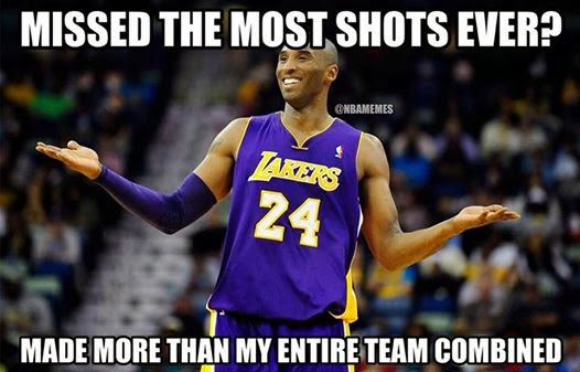 Funny Meme Nba : Kobe bryant and the lakers fans funny meme nba funny moments