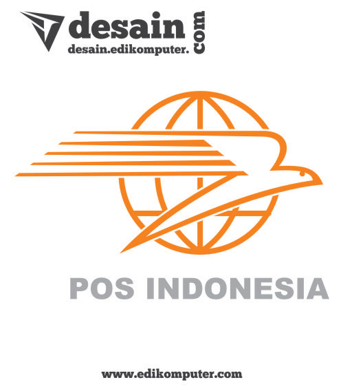 Download Logo Pos Indonesia