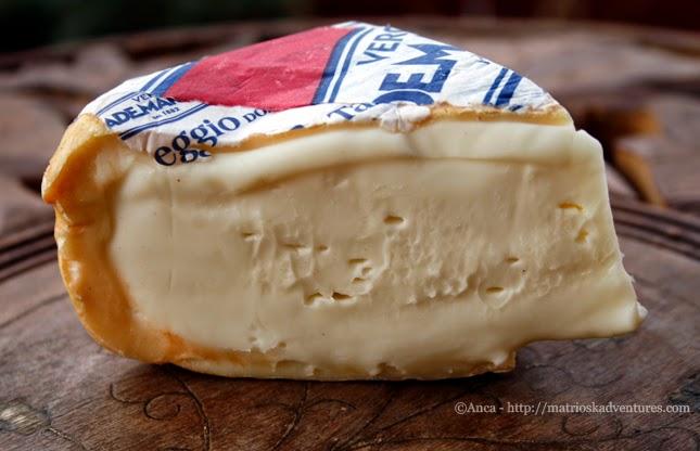 Итальянский сыр Taleggio