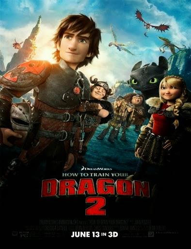 Ver Como entrenar a tu dragon 2 (2014) Online