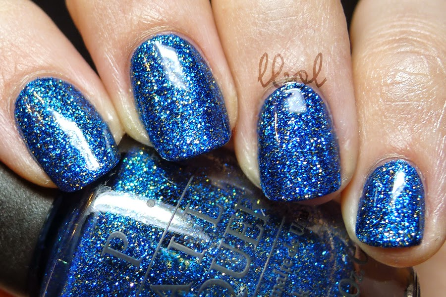 OPI Absolutely Alice Swatch