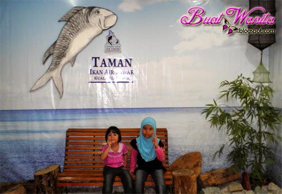 Taman Kolam Ikan Air Tawar Kuala Selangor