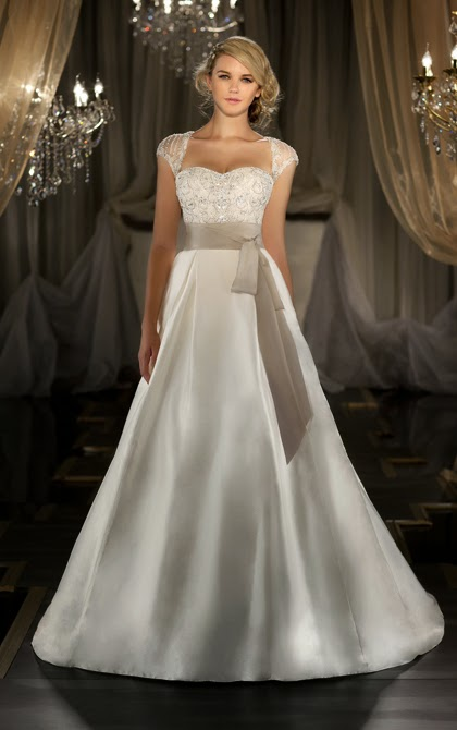 2 in 1 Wedding Dresses With or Without the Waistband 02a