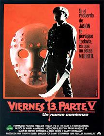 Viernes 13. Parte 5: Un nuevo comienzo (1985)  [Latino]