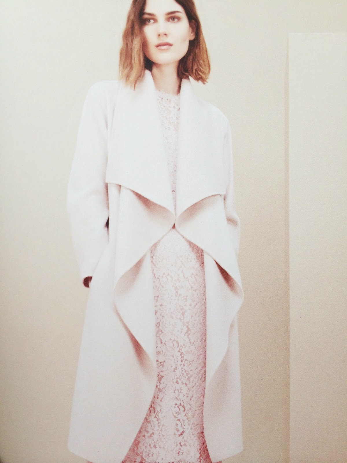 hobbs, hobbs vip, hobbs coat, hobbs press event, pink coat, pink waterfall coat
