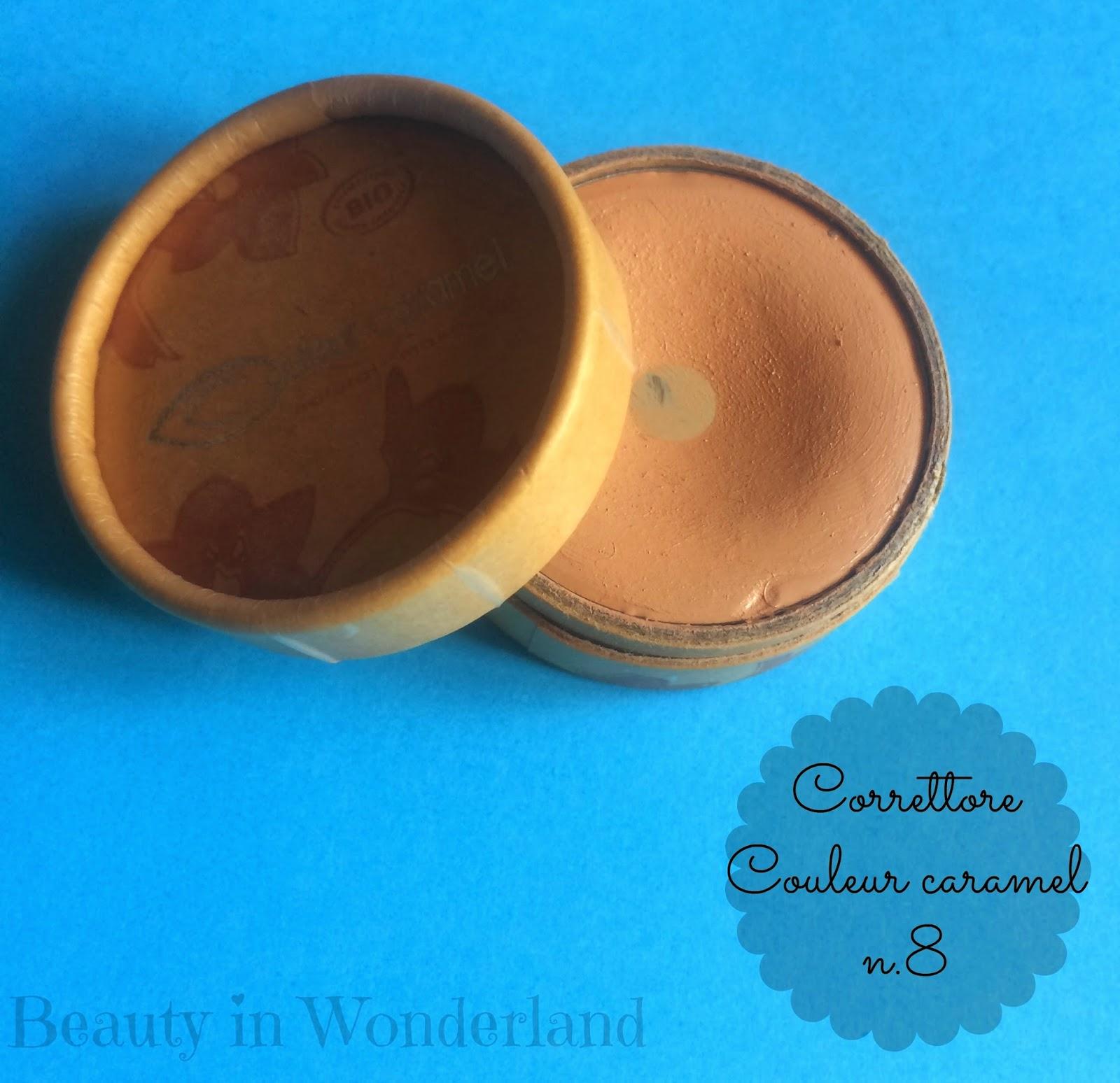 beauty in wonderland01 review correttore couleur caramel n 8 beige apricot. Black Bedroom Furniture Sets. Home Design Ideas