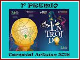 2018 - PRIMER PREMIO