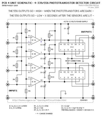 Photo Transistor Detector