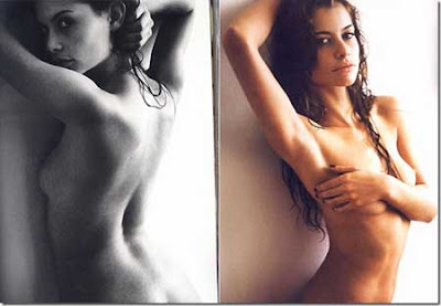 Alinne Moraes - A bela atriz Paulista