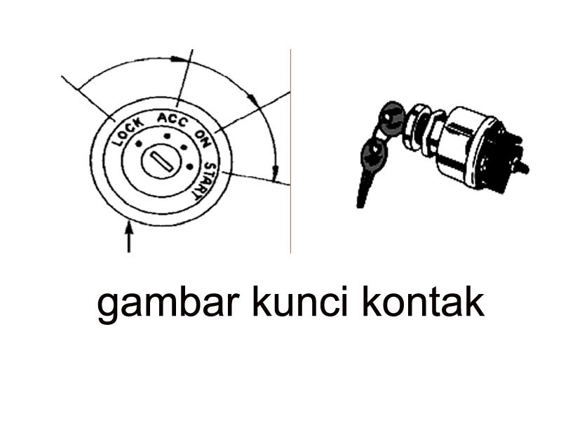 Teknik Mekanik Otomotif  Prinsip Kerja Motor Stater Bagian 2
