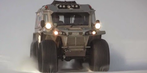 Mercedes-Benz Unimog:Combat Weapons Russia's Most Threatening Create Off-road