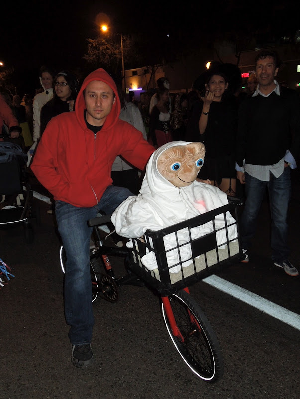ET West Hollywood Halloween Carnaval