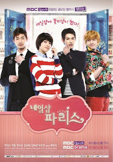 Sinopsis Nail Shop Paris/Nail Salon Paris Episode 1- 10 Terakhir,
