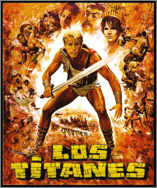 Los titanes (Arrivano I Titani) (Los Hijos del Trueno) (1962)