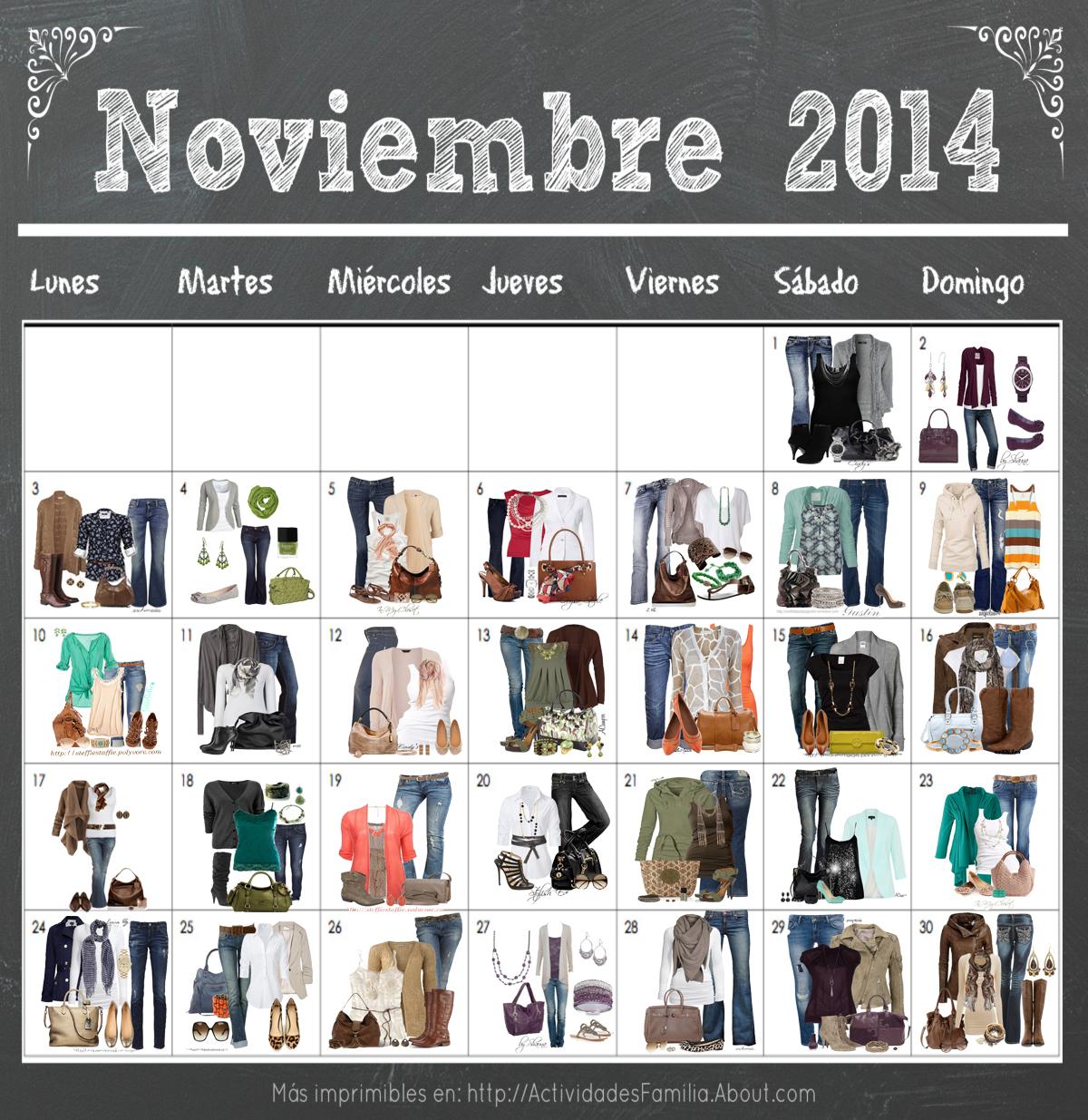 Calendario 2014 Imprimir Imprimir el Calendario