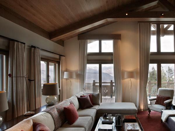 Una casa de invierno