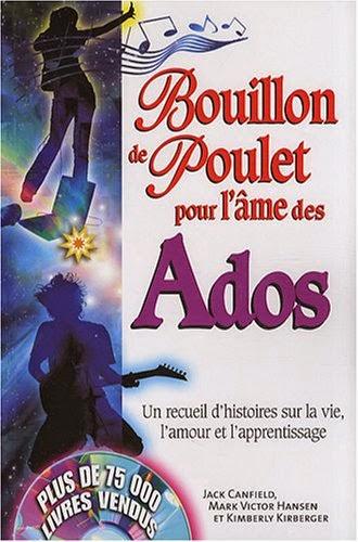 Telecharge Bouillon De Poulet Pour L Ame Des Ados Un