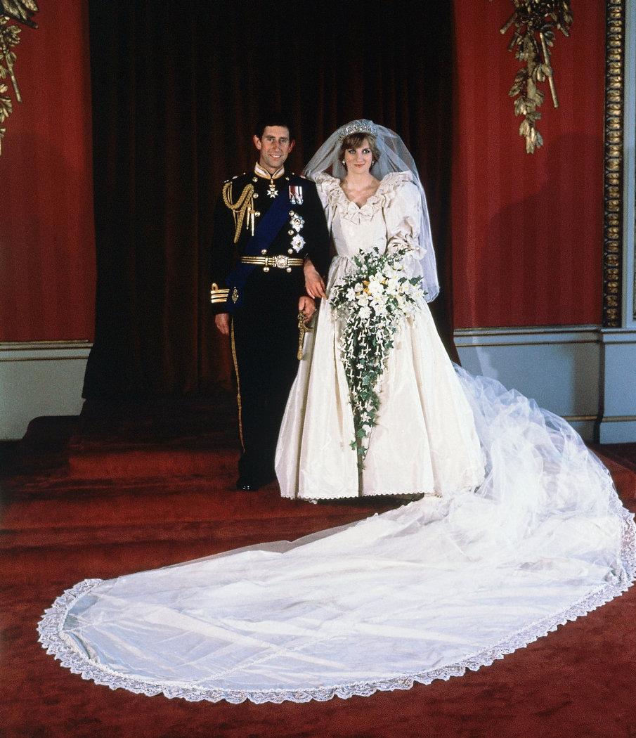 Princess Diana Wedding Pictures Dulha Amp Dulhan