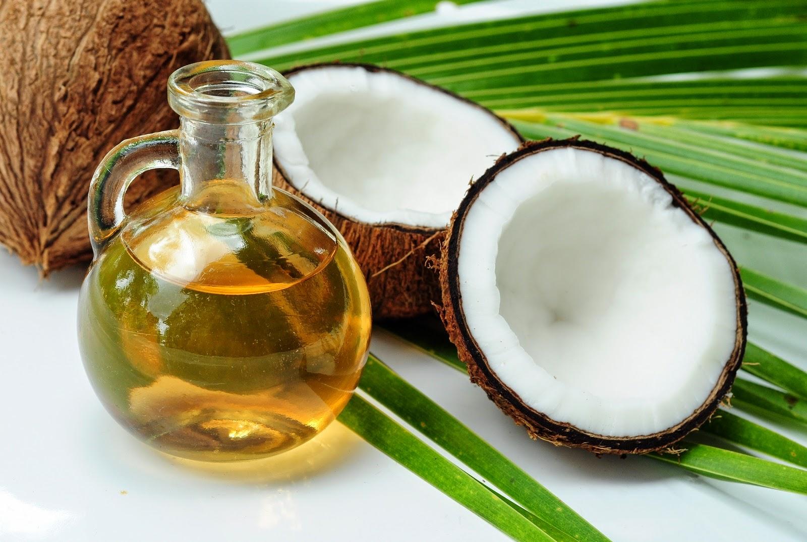 vco, virgin coconut oil, minyak kelapa dara, petua mudah bersalin