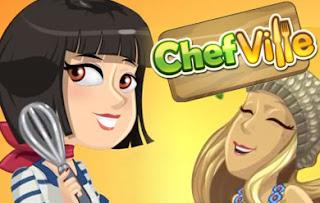 Zynga's Chefville Logo