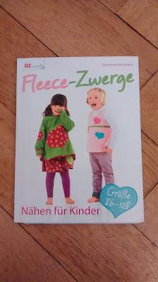 Buchtipp Naehbuecher fuer Kinder Kinderkleidung naehen Runzelfuesschen
