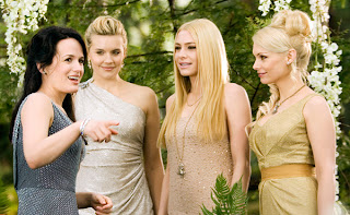 Esme, Irina, Kate and Tanya