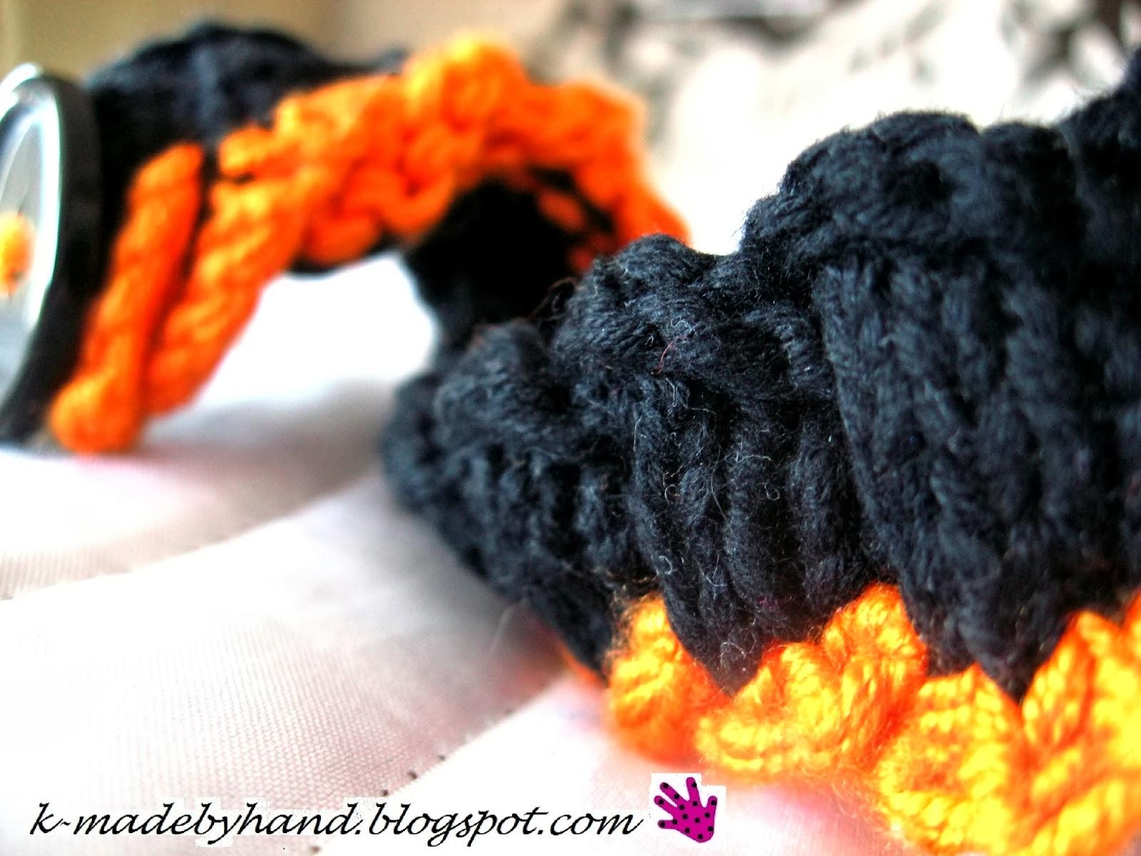 Black and orange – Czerń i pomarańcz w roli głównej