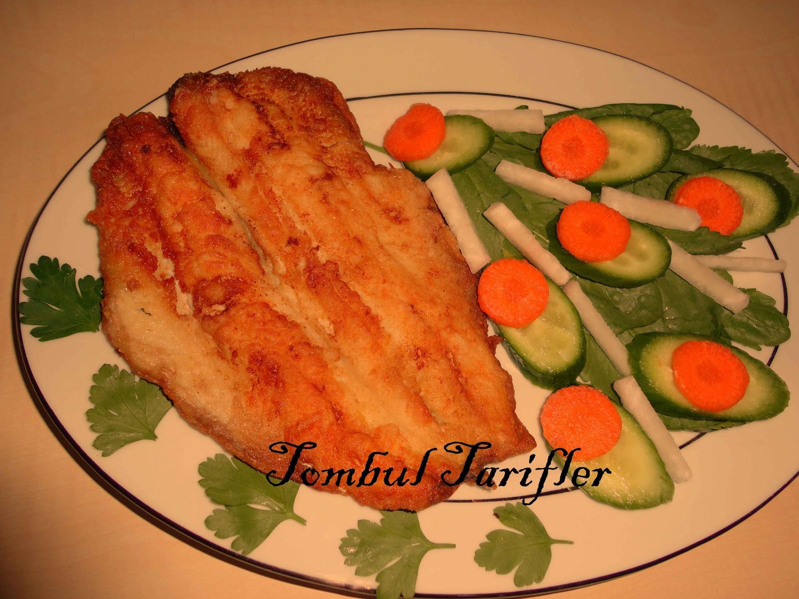 Alabalık Tava Tarifi- Balık Tarifleri