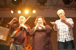 Dory, Nana e Danilo Caymmi