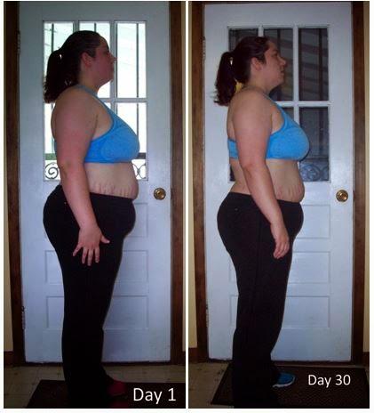 Piyo Workout results