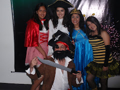 Youth Costume Party!